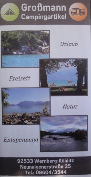 Campingbedarf Wernberg-Köblitz
